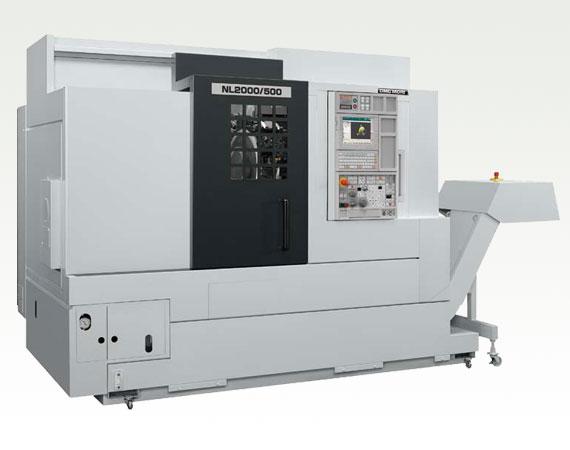 DMG森精機高剛性・高精度CNC旋盤NL-2000MC/500