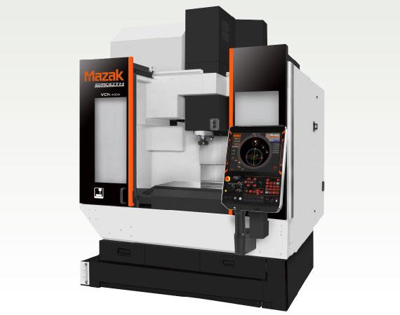 ヤマザキ マザック高性能立形マシニングセンタVCN430A