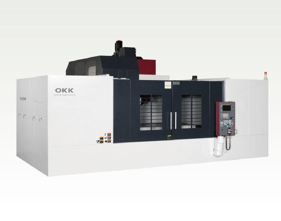 OKK立型マシニングセンタVM900