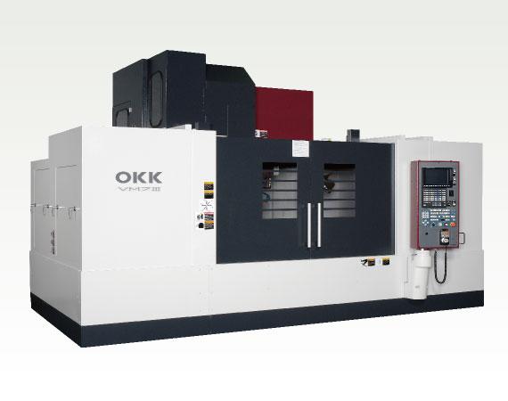 OKK立型マシニングセンタVM7III